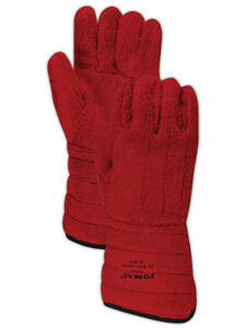 Wells Lamont 636hrlfr Jomac Red Extra Heavy weight Gloves 12 Pair