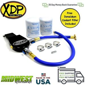 Xd249 Xdp Coolant Filtration System For 1999 03 Ford Super Duty 7 3l Powerstroke