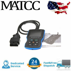 Multi System Obd2 Diagnostic Code Clear Reader Scanner For Creator C310 Bmw Us