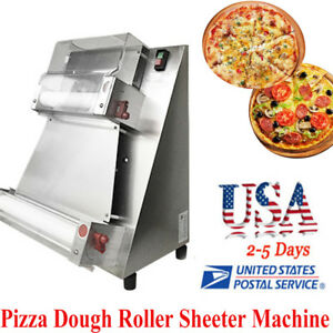 Stainless Steel Pizza Dough Roller Machine Pizza Making Dough Sheeter 0 5 5 5mm
