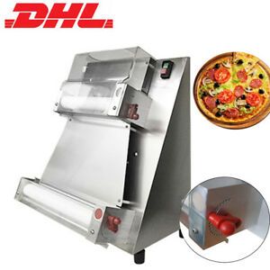 New Automatic Pizza Dough Roller Sheeter Machine Pizza Making Machine ups Ship