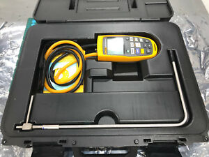 Fluke 922 Air Flow Meter Kit