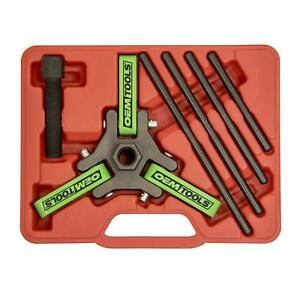 Oemtools 25090 Auto Harmonic Balancer Puller Kit Motor Engine Mechanic Workshop