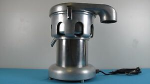 Commercial Juicer Juice Extractor Machine 9 2 Amps 3 4 H p