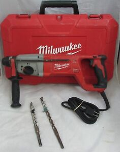 Milwaukee 5262 21 1 Sds Plus Rotary Hammer Drill Corded