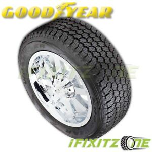 1 Goodyear Wrangler At Adventure W Kevlar 265 70r16 112t Performance Tires