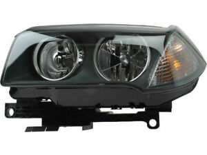For 2007 2010 Bmw X3 Headlight Assembly Left Marelli 83242br 2008 2009 E83