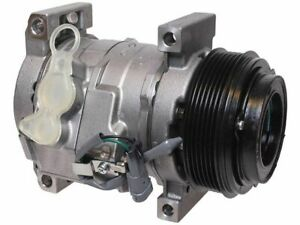 For 2003 2006 Chevrolet Silverado 3500 A C Compressor Denso 52892cs 2004 2005
