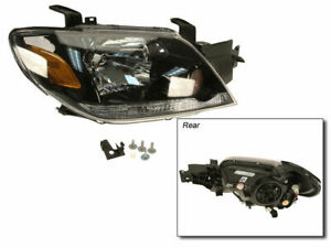 For 2003 2004 Mitsubishi Outlander Headlight Assembly Right Tyc 29759qs
