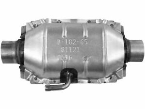 For 1982 Chevrolet Camaro Catalytic Converter Walker 15159fm 2 8l V6