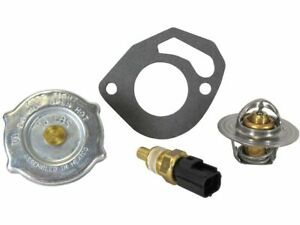 For 1998 2003 Jeep Grand Cherokee Coolant Thermostat Kit Stant 43996hj 1999 2000