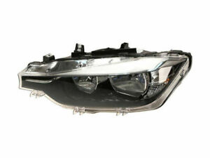 For 2017 2018 Bmw 330i Headlight Assembly Left Hella 77593py