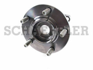 For 2008 2015 Mitsubishi Lancer Wheel Hub Assembly Rear 52349nw 2009 2010 2011