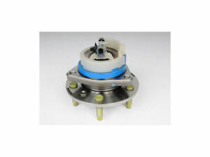 For 1997 2005 Cadillac Deville Wheel Hub Assembly Front Ac Delco 38566rm 1998