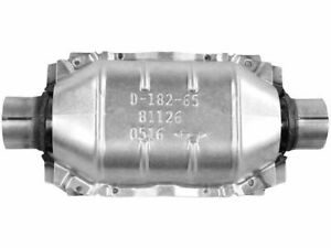 For 1977 1978 Ford Mustang Ii Catalytic Converter Walker 22428qh