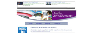Excellent Classified Ads Website With A Super clean Layout
