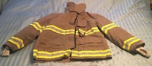 Globe Gx 7 Firefighter Turnout Jacket Halloween Costume 52 X 32 2005