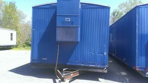 Used 1260 Mobile Office Trailer S 58449 Kc