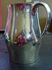 Lunt Sterling Silver Paul Revere Pitcher 1768 Reproduction 812 5 Grams
