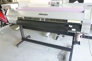 Mimaki Jv33 130 used 54 Wide Dye Sublimation Printer