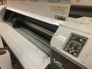 Mutoh s Valuejet 1638 eco solvent Printer 64 for Parts