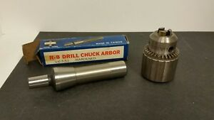 Jacobs Drill Chuck R 8 Collet Holder Item 507
