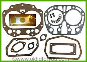 Af1076r John Deere G Head Gasket Set W Lead Washers Steel Special Offer