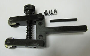 Spring Loaded Clamp Type Knurling Tool 2 Inches Capacity 5 16 Shank For Lathes