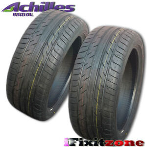 2 Achilles Atr Sport 2 225 45zr17 94w Ultra High Performance Tires 225 45 17