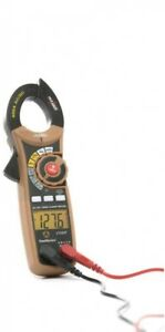 Southwire 400 Amp Ac dc True Rms Clamp Meter Fieldpiece Craftsman Multimeter