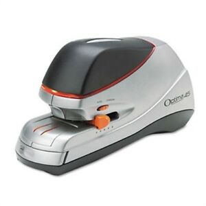 Optima Electric Stapler 45 sheet Capacity Silver