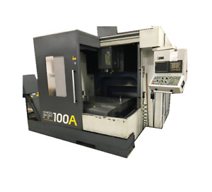 Supermax Fp100a Used Cnc Vertical Machining Center