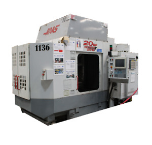 Haas Hs1 Used Cnc Horizontal Machining Center