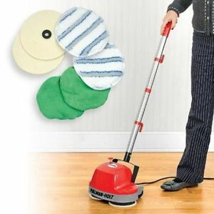 Floor Cleaning Machine Cleaner Buffer Scrubber Polishes cleans Most Surfaces