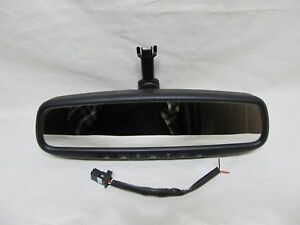 Toyota Prius Rear View Mirror Homelink Auto Dim 2004 2009