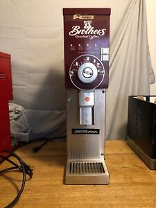 Grindmaster Model 875 Automatic Gourmet Commercial Coffee Grinder