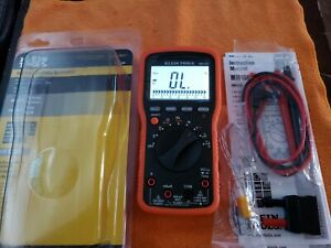 5 Star Klein Tools Mm1300 Digital Meter Pro Series Multimeter Hvac Electrician
