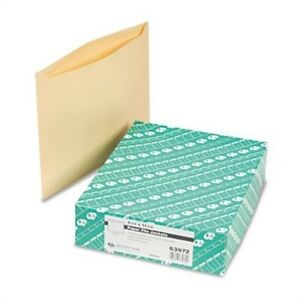 Paper File Jackets 9 1 2 X 11 3 4 28 Lb Manila Buff 100 box