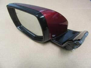 Arabic Writing 2014 2016 Cadillac Cts Left Lh Driver Side View Mirror 84017058