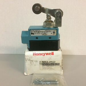 Nib Honeywell Micro Switch Bze6 2rq2 Limit Switch