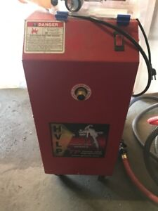 Tp Tools Showtime 90 Hvlp Turbine Paint Sprayer tp 90pl Made In Usa