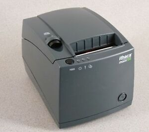 Transact Ithaca Itherm 280 Point Of Sale Thermal Printer No Power Supply