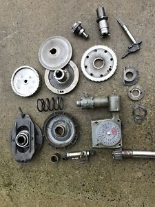Bridgeport Milling Machine Head Parts Machine parts Vari Lot