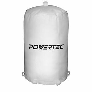 Powertec 70001 Dust Collector Bag 20 inch X 31 inch 1 Micron