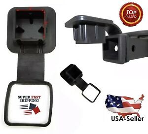 2 Trailer Tow Hitch Receiver Cover Plug Dust Cap Fit Toyota Lexus Jeep Gmc Ford