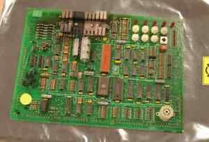 Ap Automatic Products 7000 Snack Vending Machine Control Board Tested Good