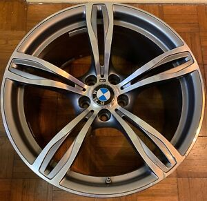 Bmw M6 2012 2013 2014 2015 20 Oem Bmw Style 343 Rear Wheel Rim