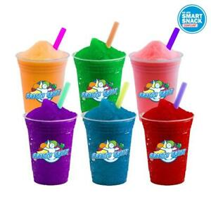 Mixed Case Of 100 Juice Slush Mix case Of 6