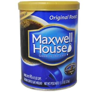 Maxwell Coffee Diversion Hidden Safe Valuables Storage Hidden Container (s520)