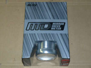 New Blitz Mirror Drive Md Boost Gauge Mr2 S13 Dsm Gtr